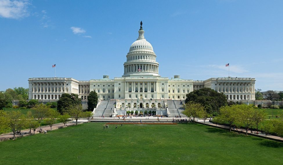 The United States Capitol Building in Washington, D.C. (Photo Credit - Architect of the Capitol)